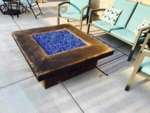 DIY Fire Pit Outdoors