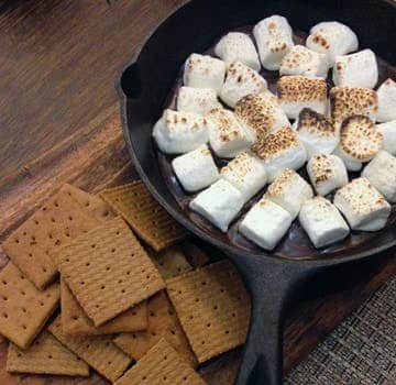 S'mores Fire Pit Parties