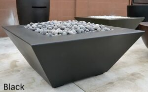 Geo Square Fire Table
