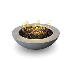 Round Fire Bowls & Tables