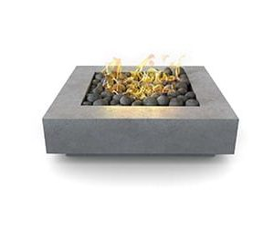 Square Fire Bowls & Tables