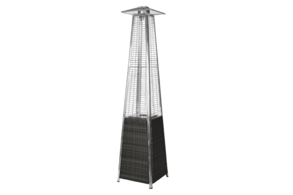 Tower Flame Gas Patio Heater