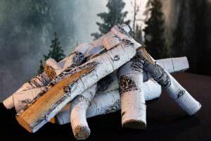 Aspen Log Set