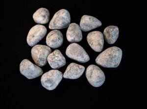 ceramic fiber stones grey