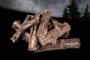 Driftwood Log Set