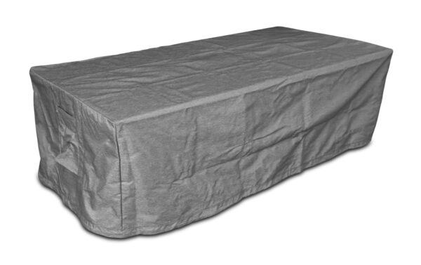 Athena Rectangle Fire Table with Propane Door