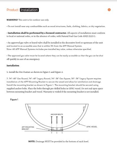 ArchPot Installation Instructions