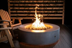 Oblica Fire Table - Ready to Ship ($200 OFF)