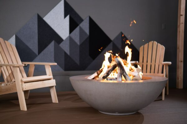 Toba Fire Table - Ready to Ship ($200 OFF)