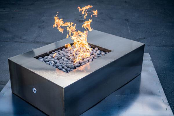Acadia Fire Table