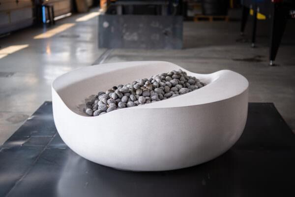 Creciente Fire Table